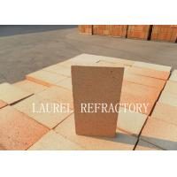 Best Large Fire Clay Brick For Furnace / Kiln Good Thermal Shock Resistance wholesale