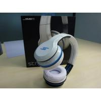 China Wired/ Wireless SMS Audio SYNC By 50 Cent Headphones In Black/White/Blue on sale
