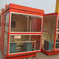 Best Construction / Modern / Mobile Crane Operator Cabin With Air Conditioner wholesale