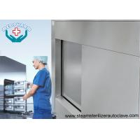 Best Moist Heat Sterilization With Cross Contamination Seal Pharmaceutical Autoclave For Biohazard Process wholesale