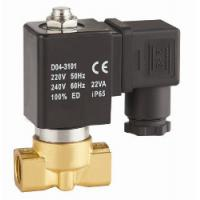 China High Reliability Fast Acting 1/4 Inch Solenoid Valve Stainless Steel Direct Operated on sale