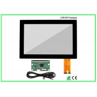 Durable Industrial Touch Panel , 10 Inch Touch Screen Panel 86%Min Transparency