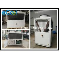 Best Module Design Freezer Condensing Unit For Industry Cold Storage System wholesale