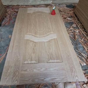 Best China 4mm thickness Oak veneer HDF Door Skin for door decoration wholesale