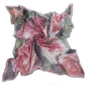 Best Doigital Printing Silk Square Scarf (HP-C01) wholesale