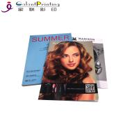 Best Magazine Book Catalog Printing Services Embossing Or Debossing wholesale