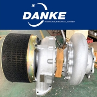 China IHI AT14-16 Marine Turbocharger AT14-16 Turbocharger Complete Turbocharger Parts on sale
