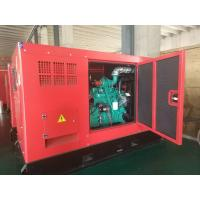 Best Diesel engine generator set|Cummins diesel engine generator set|64KW/80kva Cummins diesel generator  power by 6BT5.9-G2 wholesale
