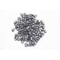 China High Hardness Black Silicon Carbide Balls Iron Alloy For Making Abrasive Tool on sale