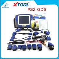 Best Original free shipping Xtool PS2 GDS Gasoline Version Car Diagnostic Tool ps2 gdS Update Online without Plastic box wholesale