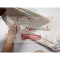 China Cheap Knitted Fabric Mattress Cover invisible zipper for foam mattress on sale