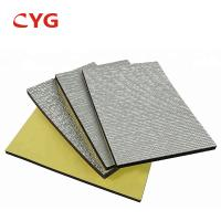 Best 100% Closed Cell HVAC Duct Insulation Foam Polyethylene Sheet Roll Xpe / Ixpe wholesale