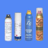 Cheap 100ml Metal Aluminum Spray Bottle for pharmaceutical or cosmetic for sale