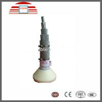 China AAC ACSR Overhead Low Voltage Power Cable For Power Transmission , Aluminum Conductor on sale