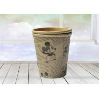 Best Customized Double Wall Paper Cups , Disposable Drinking Cups For Coffee Beverage wholesale