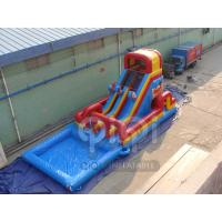 Best Neverland Pirate Water Slide With Pool wholesale