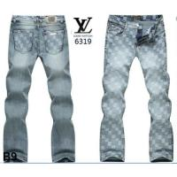 China Newest louis vuitton men jeans 2014 spring design brand jean on sale
