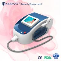 China Promotion 3 cooling systems for painfree hair removal treatment diode 808nm laser hair removal machine on sale