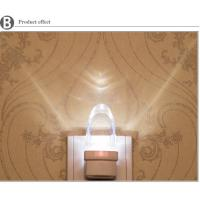 Buy cheap Decorative Plug In Baby Safe Night Light ABS Flame Retardant Material Long Life from wholesalers