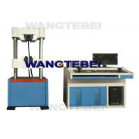 Best Seat Belt Hydraulic Universal Testing Machine For Bricks With Standard Gauge Length wholesale