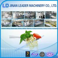 Best Automaticly Instant noodles process line (Steam type) wholesale