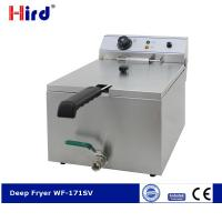 Best Electric fryer Best deep fryer Countertop fryer ACE Small deep fryer with basket  Food service equipment WF-171SV wholesale