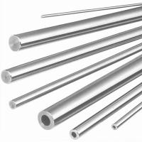 Buy cheap Quenched and Tempered piston rods high quality QT cylinder rods from wholesalers