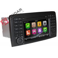 China 800 * 480 Resolution Mercedes Cls Dvd Player , All In One Car Stereo Gps Build In RDS on sale
