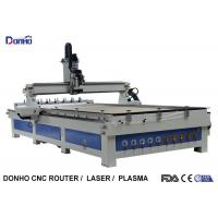 Best ATC CNC Wood Milling Machine Craftsman CNC Router With Two Linear Tools Banks wholesale