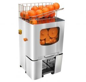 Buy cheap Auto Commercial Orange Juicer Machine / Orange Juicing Machines High efficiency from wholesalers