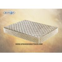 Best Promotional Breathable Design Superior Qualitly Compressed Mattress with Bonnell Spring Unit wholesale