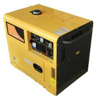 Best Rated power 6kw silent diesel generator for sale wholesale