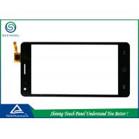 Quality ITO Film Mobile Capacitive Touch Panel Projective 5 inch High Stability for sale
