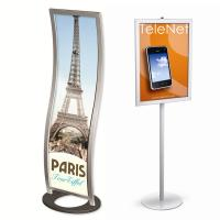 Best Adjustable freestanding sign holder for retail store wholesale