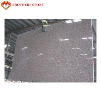China Cut - To - Size Polished Granite Stone G687 Heat And Scratch Resistant on sale