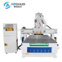Best Water Cooling Spindle Cnc Metal Engraver Cnc Machine Aluminum Cutting 4.5KW wholesale