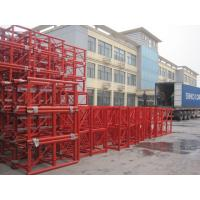 Best Mast Building Construction Material Lifting Hoist Parts Customized Color  Painting wholesale