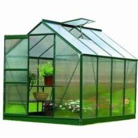 Best 6X8FT aluminum greenhouse with reasonable price wholesale