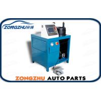 Best Manual Air Suspension Crimping Machine For Hydraulic Hoses ISO9001 Certificate wholesale