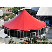 Best Heavy Duty  Glass Wall CircusBig Top Tents For Sporting Events wholesale