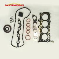 Best HEAD GASKET SET FOR HYUNDAI i10 i20 KIA RIO 3 PICANTO 1.2 1.25 CVVT G4UG G4LA metal full set wholesale