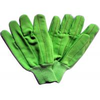 Dyed Color Hot Mill Gloves , Heat Insulated Gloves Attractive Appearance