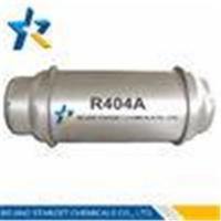 China Mixed Refrigerant R404A made up of the components HFC-125 on sale
