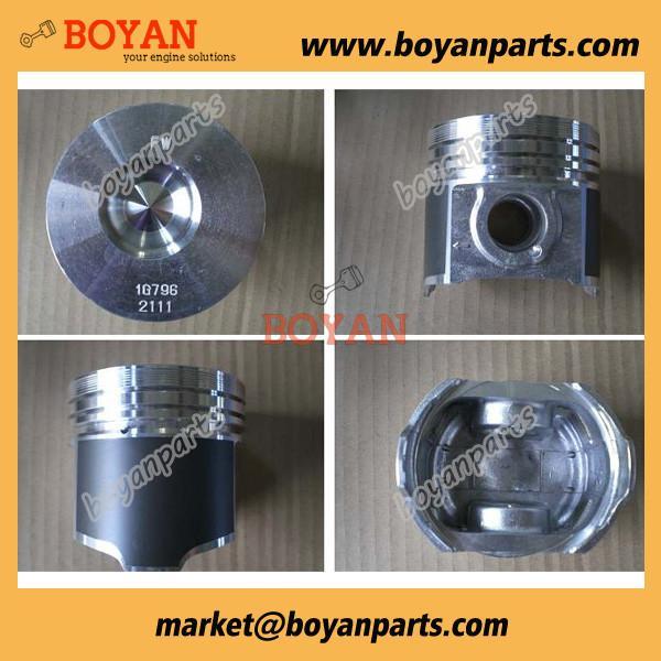 Cheap Kubota V2403 Piston Kit 1G796-21110 for Bobcat S205 Excavator V2403-M-DI-T Diesel Engine for sale
