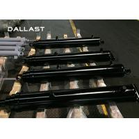 Double Acting Custom Hydraulic Oil Cylinders for Engineering Trucks
