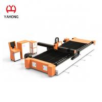 Best Energy Saving Desktop Laser Cutter Engraver Cypcut Software Control Water Cooling wholesale