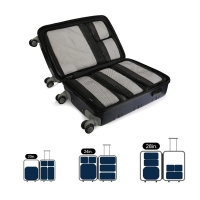 China Business Travel Organizer Bag 7 Pcs Cubes for large suitcase on sale