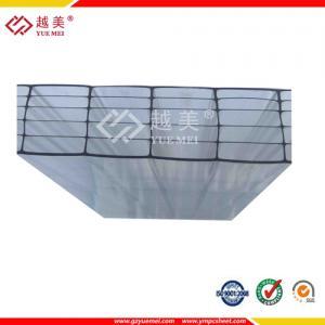 Best double layer plastic polycarbonate hollow sheets wholesale
