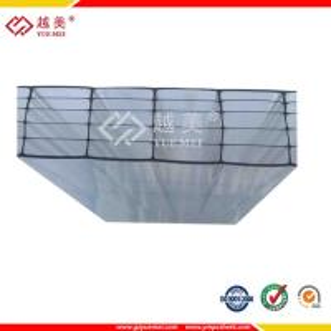 Best Good quality 6mm double layer lexan polycarbonate sheet wholesale