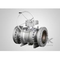 China Reduced-port Ball Valve, Reduced-bore Ball Valve Forged Steel Fire-safe API 607 on sale